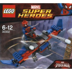 Spider Man Glider (polybag)
