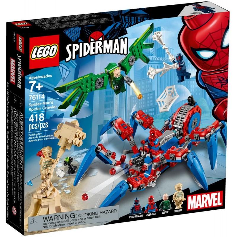 Spider-Manův pavoukolez