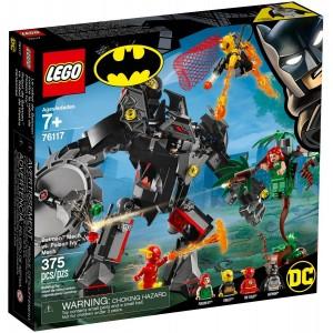 Souboj robotů Batmana a Poison Ivy™