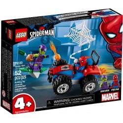 Spider-Man a automobilová honička
