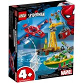 Spider-Man: Doc Ock a loupež diamantů