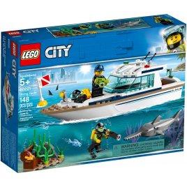 Potápěčská jachta