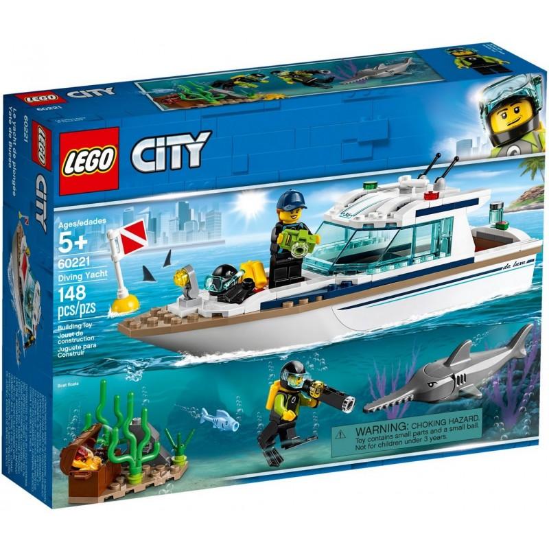 Potápecská jachta