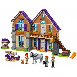 Mia a její dům