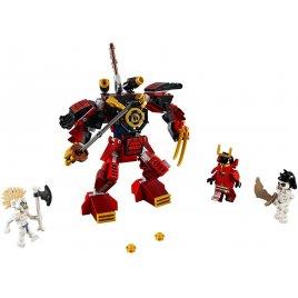 Samurajův robot