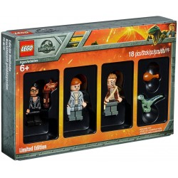 Jurassic World Minifigure Collection