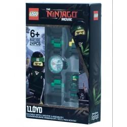 Hodinky s minifigurkou Lloyda