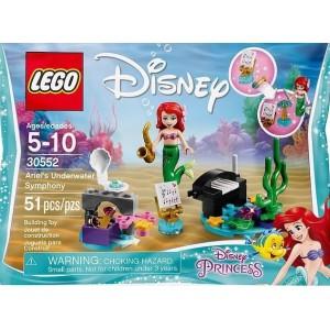 Ariel\'s Underwater Symphony (polybag)