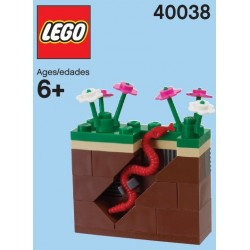 Garden and Earthworm (polybag)
