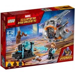 Thorovo kladivo Stormbreaker