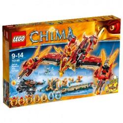 Létající ohnivý chrám Fénix