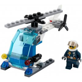 Police Helicopter (polybag)