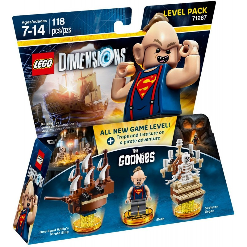 The Goonies Level Pack