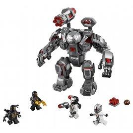 War Machine v robotickém obleku