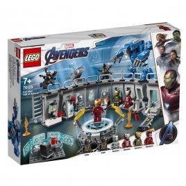 Iron Man a jeho obleky