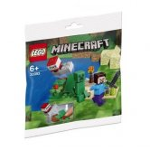 Steve and Creeper Set (polybag)