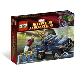 Loki Cosmic Cube Escape