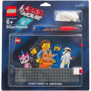 Lego Movie Stationery Set