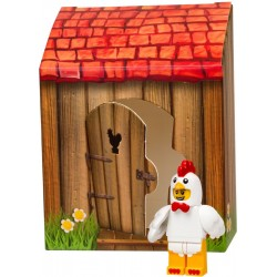 Easter Minifigure