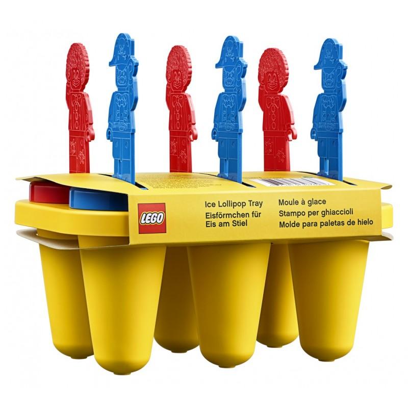 LEGO® forma na zmrzlinová lízátka z kostek