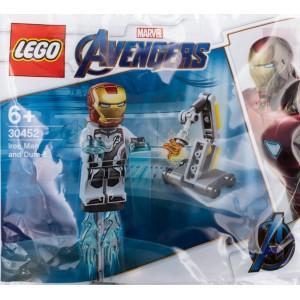Iron Man and Dum-E (polybag)