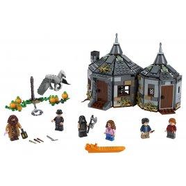 Hagridova bouda: Záchrana Klofana