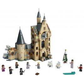 Hodinová věž v Bradavicích
