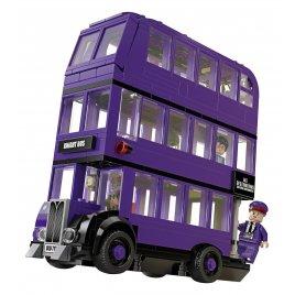 Záchranný kouzelnický autobus
