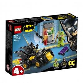 Batman™ vs. Hádankár™ a loupež