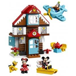 Mickeyho prázdninový dum