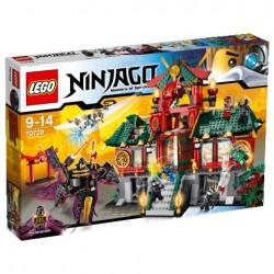 Bitva o Ninjago City