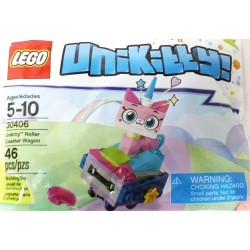 Unikitty Roller Coaster Wagon (polybag)
