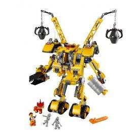Emmetův sestrojený robot