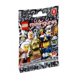 Minifigurky, 9. série