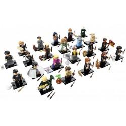 Minifigurky: Harry Potter™ a Fantastická zvířata - kompletní série (22 minifigurek)