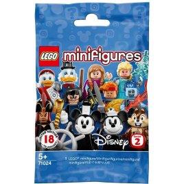 Minifigurky Disney 2 - kompletní série (18 minifigurek)