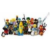 Minifigurky 16. série - kompletní série (16 minifigurek)
