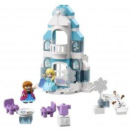 Zámek z Ledového království
