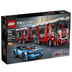 Kamion pro přepravu aut