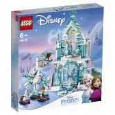 Elsa a její kouzelný ledový palác