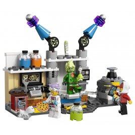 J. B. a její laboratoř plná duchů