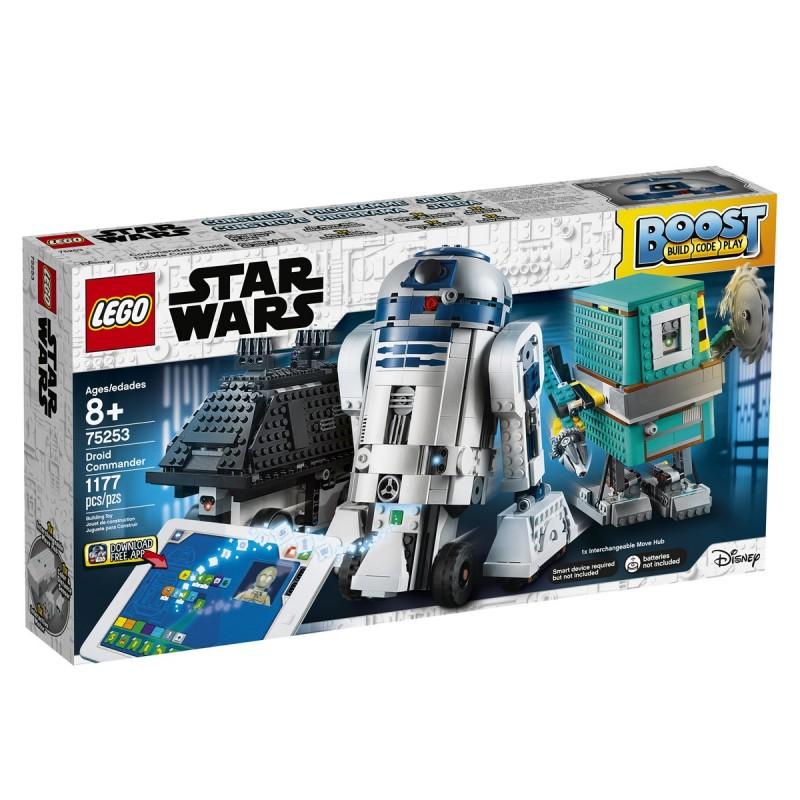 Velitel droidů