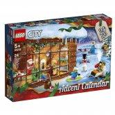 Adventní kalendář LEGO® City 2019
