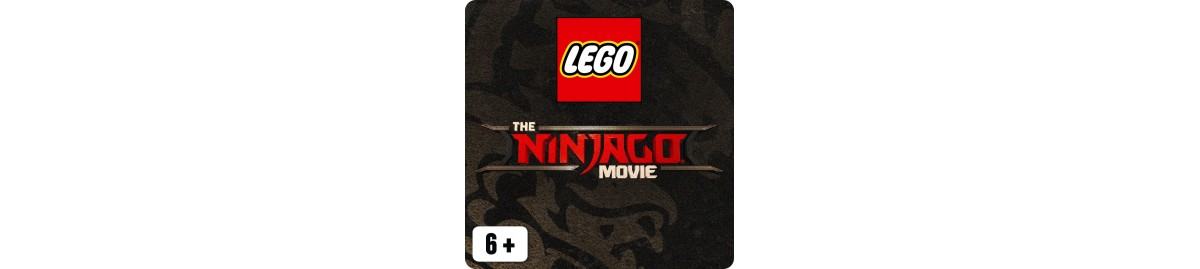 LEGO® The NINJAGO Movie