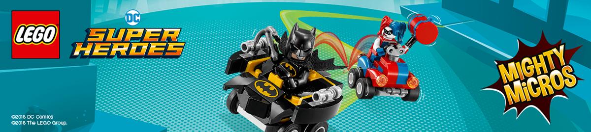 LEGO® DC Comics™ Super Heroes