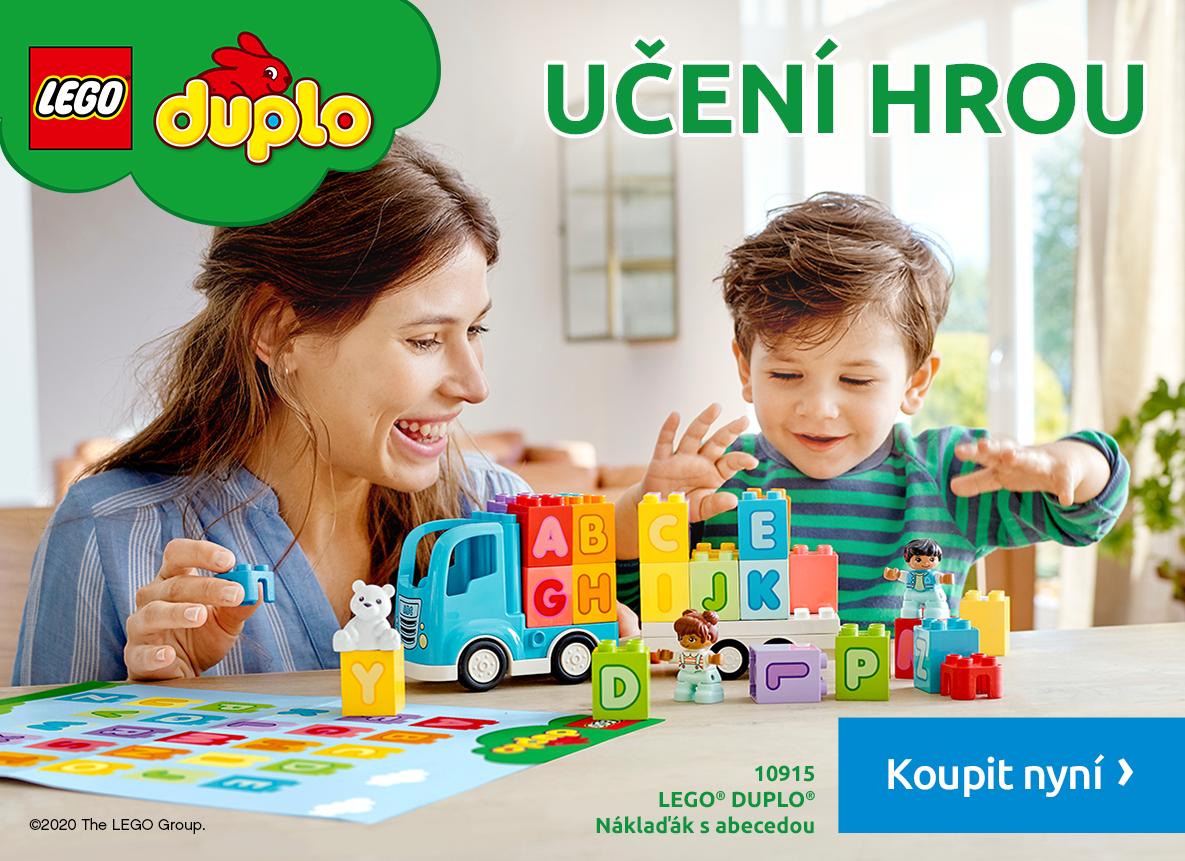 Učení hrou s LEGO DUPLO!